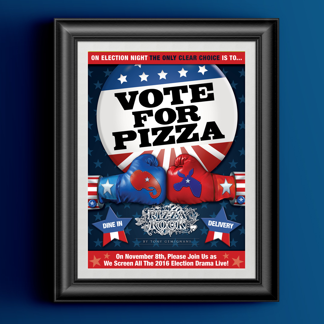 Election Day Poster Design
