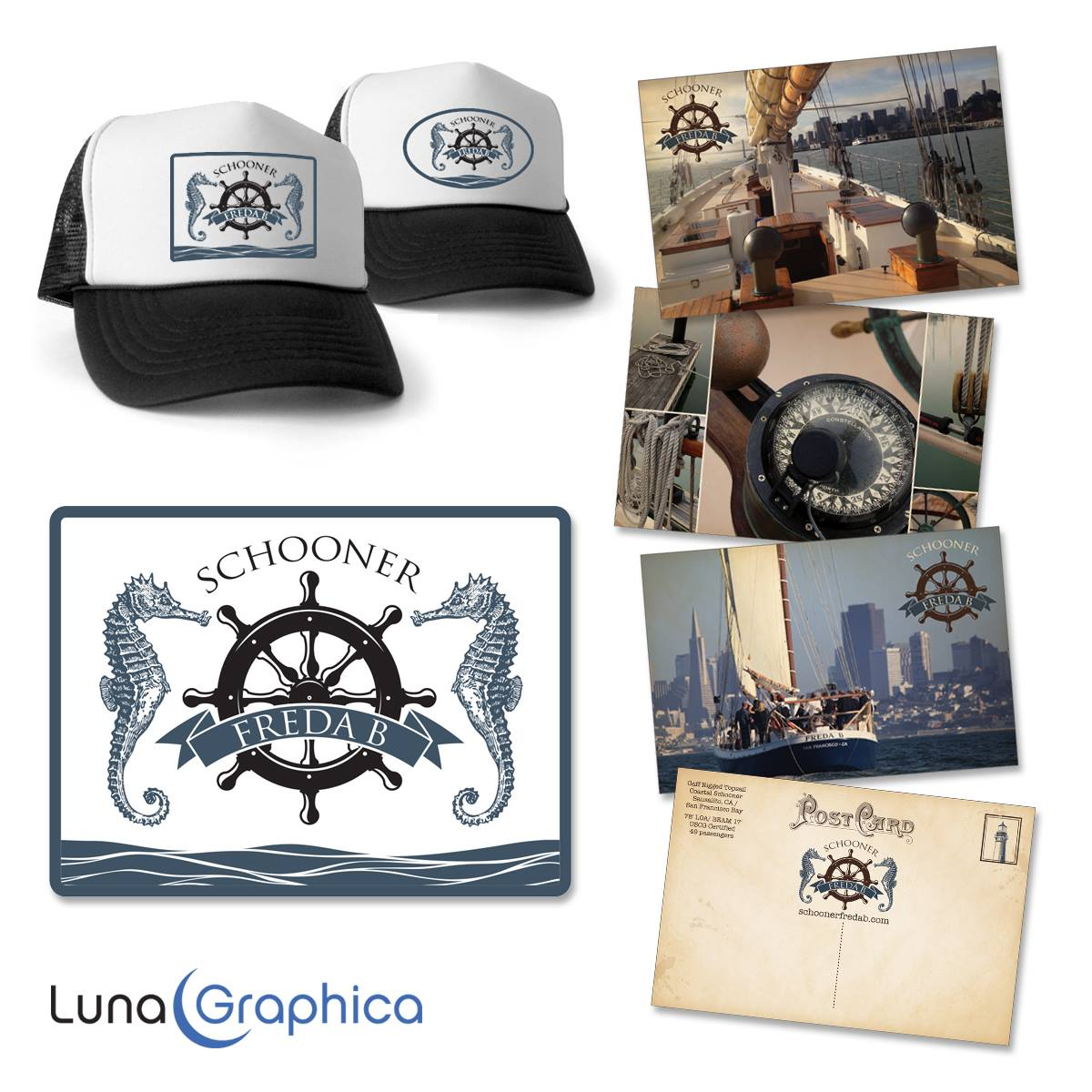 Yacht Charter Promotional Items