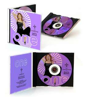 Music CD Design LunaGraphica