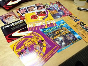 San Francisco Nightclub Flyers 1990's