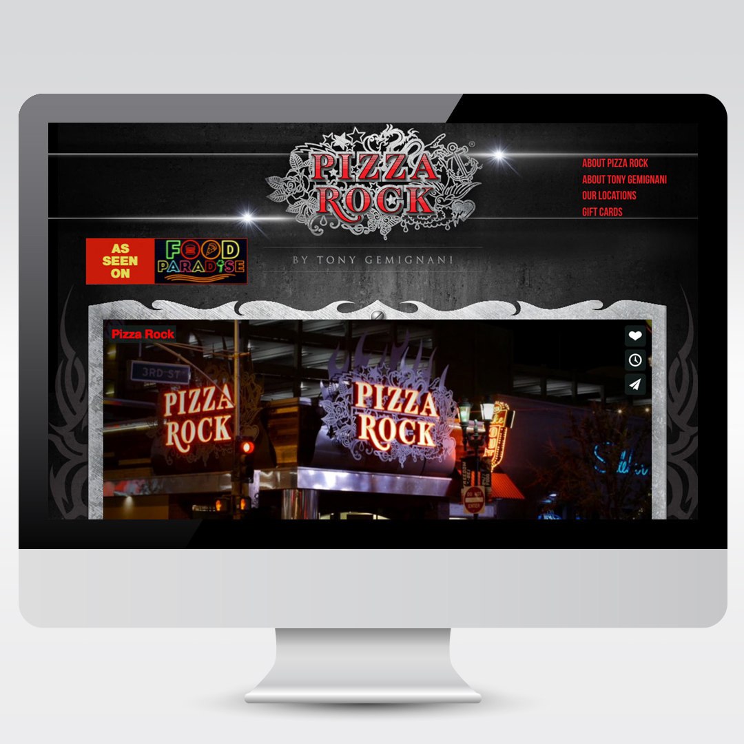 Pizza chain located in California and Nevada