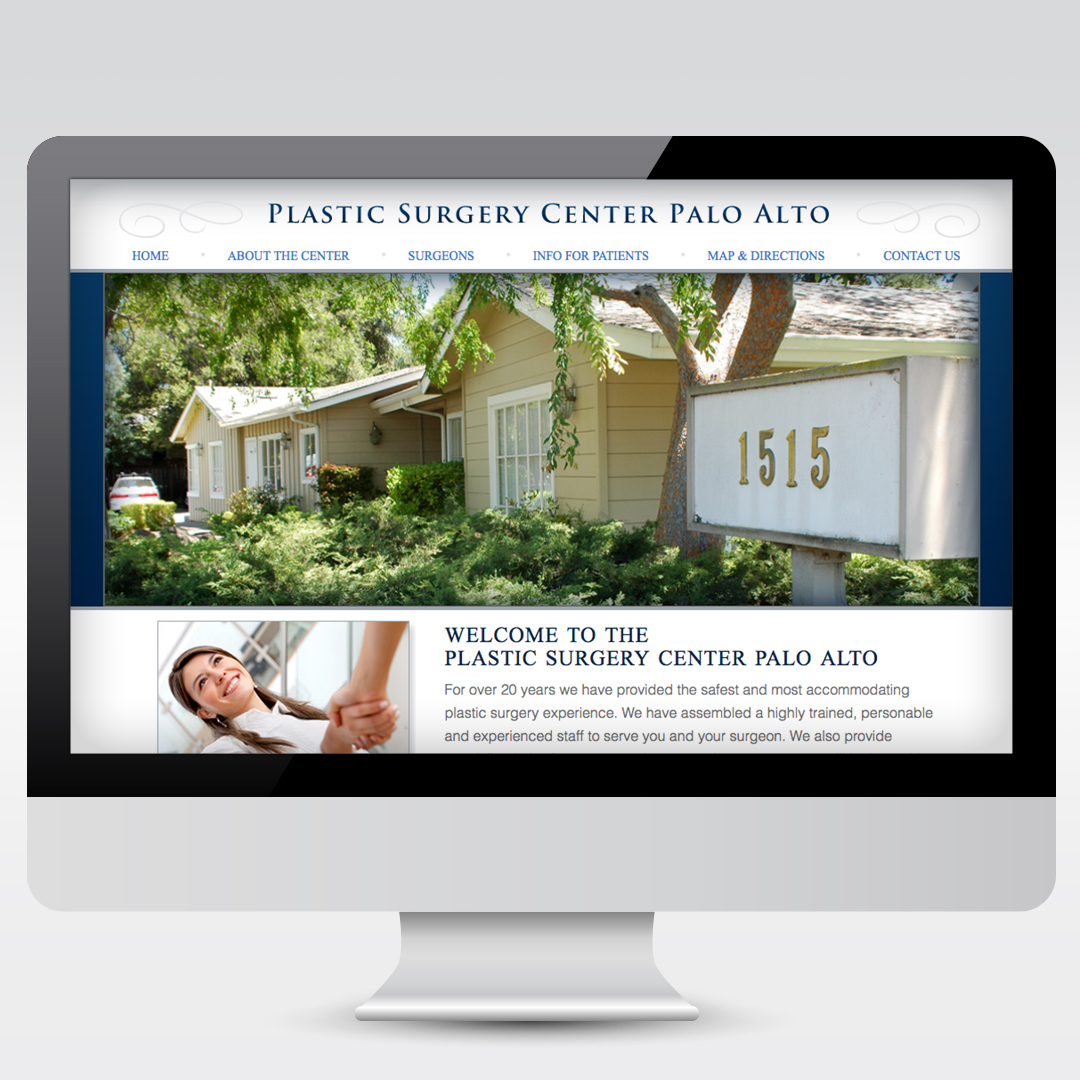 Plastic Surgery Center located in Palo Alto, CA