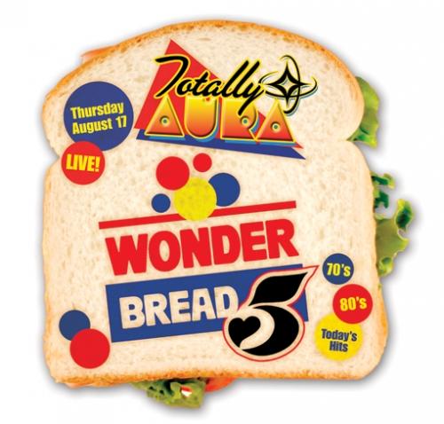 Sandwich Special Shape Flyer LunaGraphica